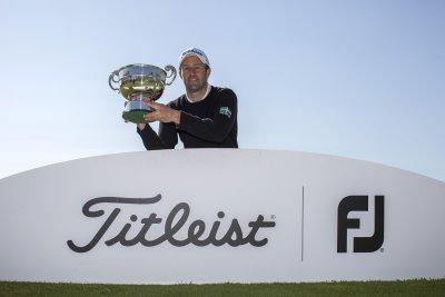 Paul Hendriksen claims the 2015 Titleist & FootJoy PGA Professional Championship