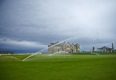 Toro irrigation at St Andrews