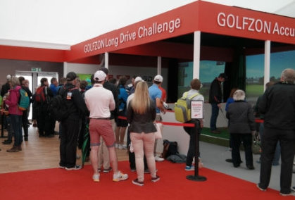 Golfzon at St Andrews Open