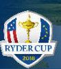 Le Golf National Ryder Cup logo