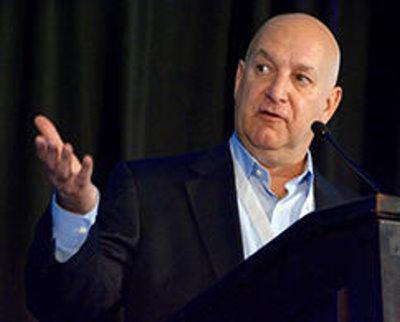 Tom Garzilli, senior vice-president