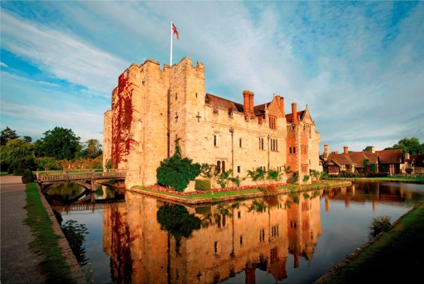 Hever Castle, one of Kent's most iconic and historic attractions