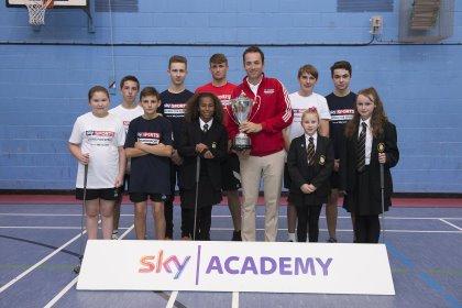 British Masters trophy