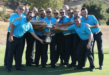 2015 PGA Cup – Day Three