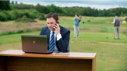 Scottish Golf New Staffing structure