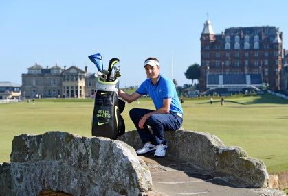 Alfred Dunhill Links Championship – Practice Round