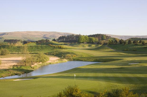 Gleneagles PGA Centenary 9th