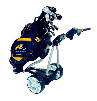 Golf Business News - PowaKaddy FW7 Voted No 1 Trolley On The