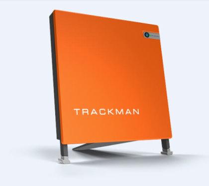 TrackMan 4 courtesy of TrackMan