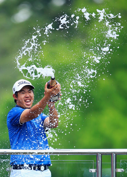BMW PGA Championship – Day Four