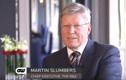 Martin Slumbers video still