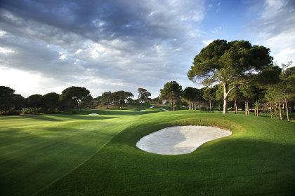Montgomerie Maxx Royal Golf Club 15th hole (3)