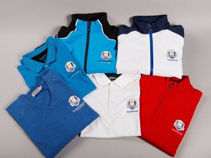 ProQuip Golf named Official Licencee for RC16-18 hires