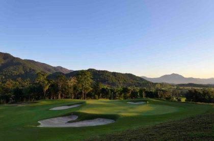 Chiangmai Highlands' new nine-hole layout