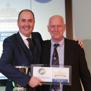 Best newcomer – Stoke Park – Stuart Collier, Claus Feldt
