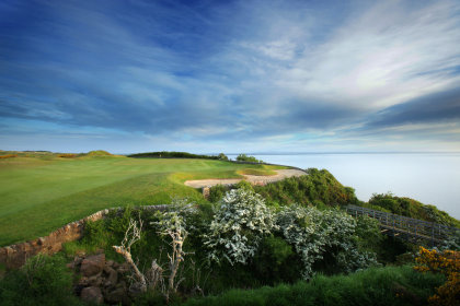Fairmont St Andrews (3) Kittocks 17th Hole –  Photo Credit Kevin Murray MR