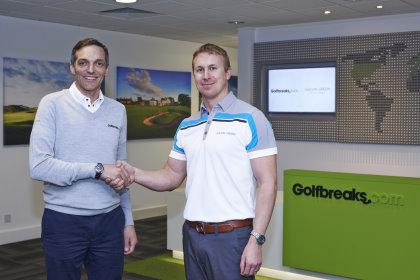 Golfbreaks partnership