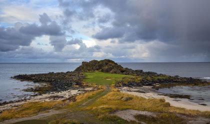 Lofoten Golf Links (1) 2nd Hole
