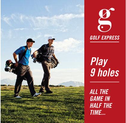 Golf Express image and logo