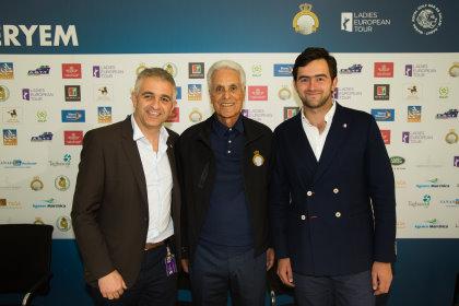 Ivan Khodabakhsh, Mustapha Zine and Sebastian Pinzon