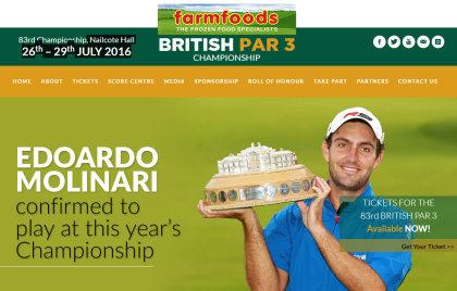 Edoardo Molinari Farmfoods screengrab