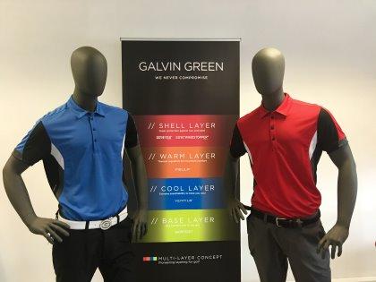 Galvin Green Leaders shirts