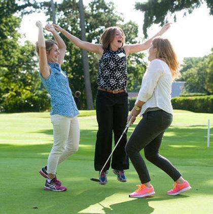 Womens Golf Month