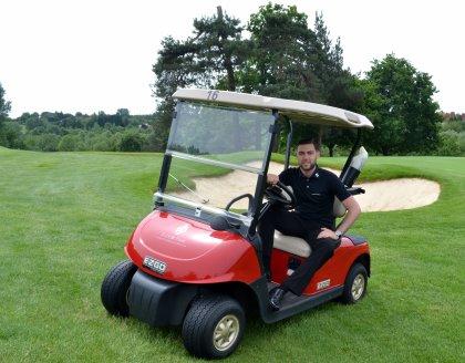 Albert Sinfield – Tudor Park's new golf director
