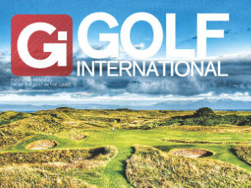 Golf International front cover