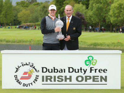 The Irish Open – Day Four