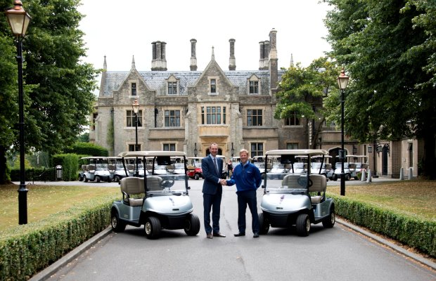 Golf Business News Foxhills Collection First In Uk To