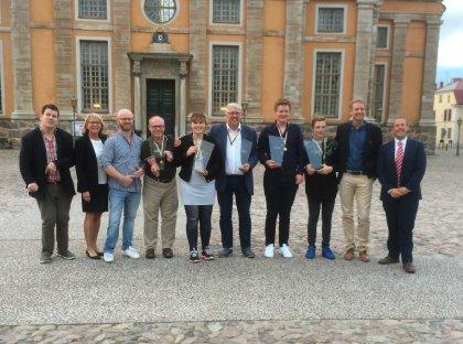 Swedisn EDGA Open All the winners