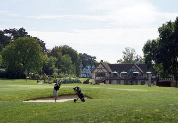 Golf Business News For Sale The Springs Golf Club