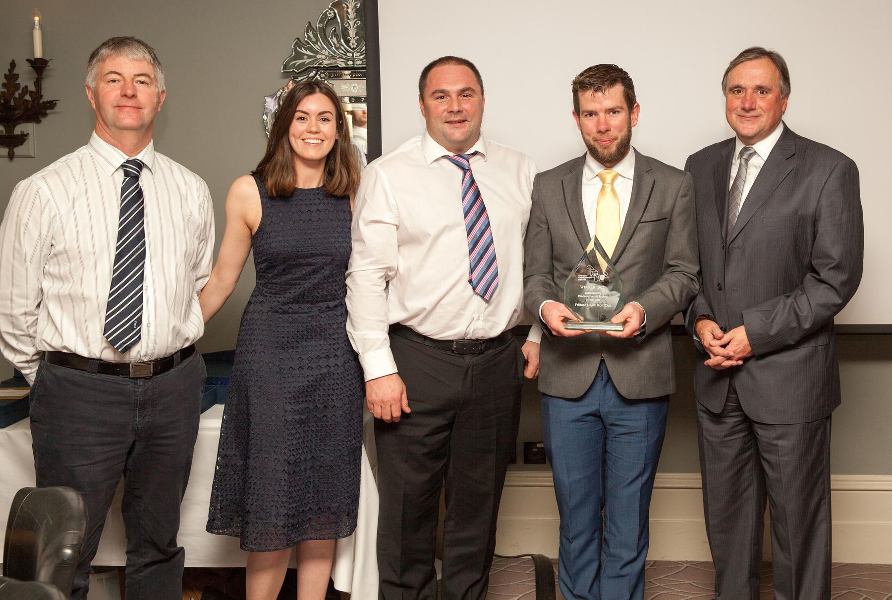 Frilford Heath wins environmental award