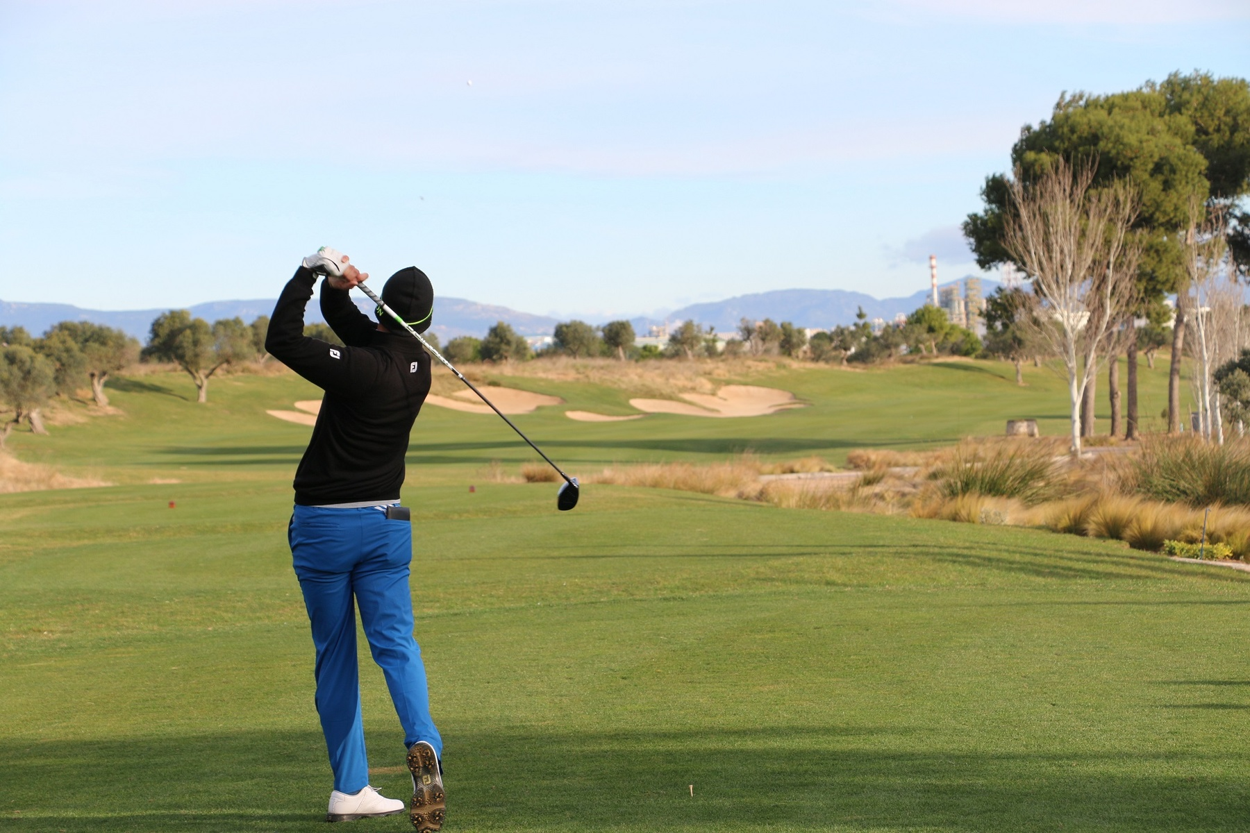 Lumine 240 PGAs of Europe took on Lumine's championship courses for the annual PGAs of Europe Fourball Championships