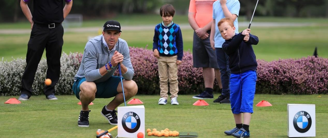 Charities named for BMW PGA Championship2