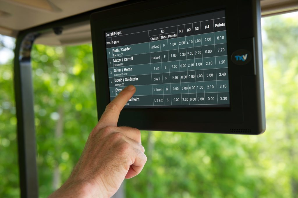 Golf Business News - Foxhills Partners with Golf Genius to