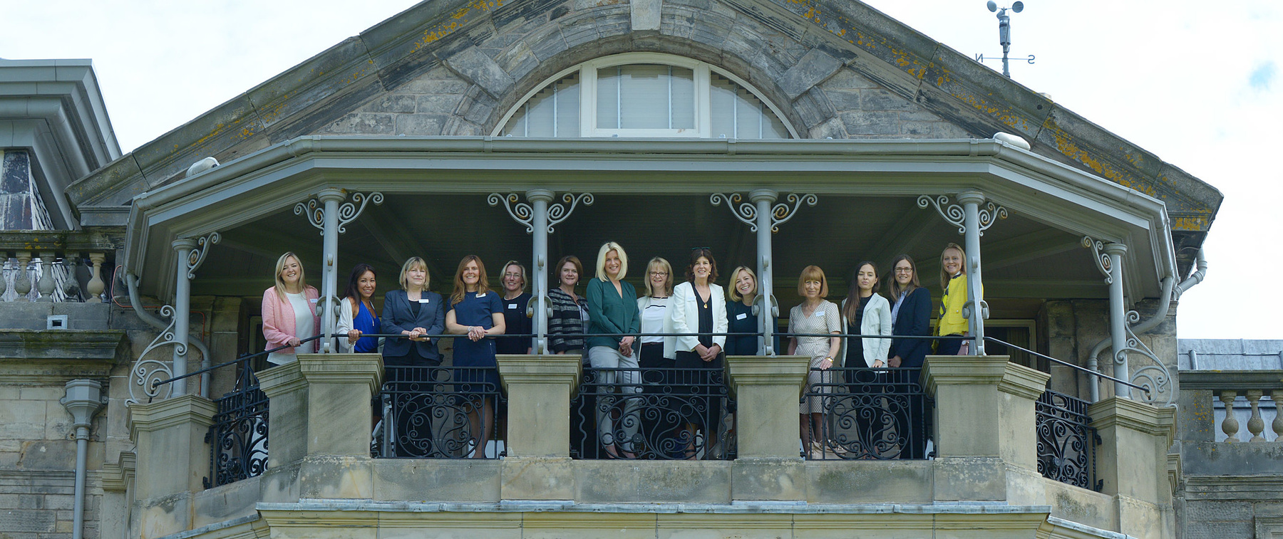 Women's summit Balcony