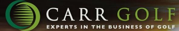 Carr Golf Logo