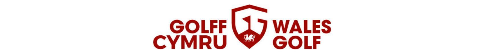 Golf Wales bilingual modlogo