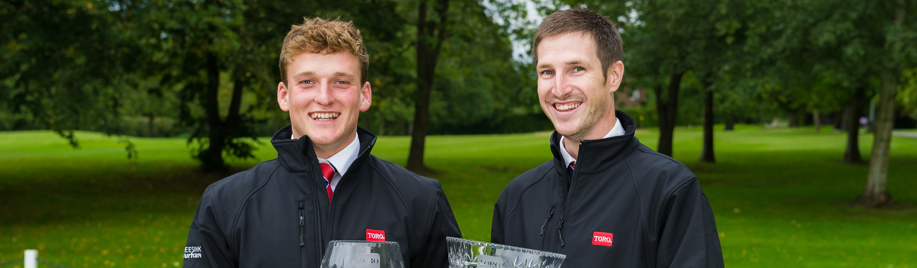 Toro Student Greenkeeper of the Year Award and Young Award