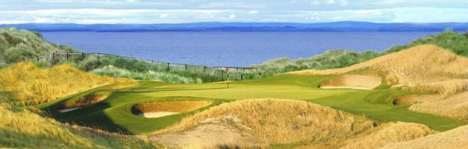 Dumbarnie Golf Linkscrop artists impression