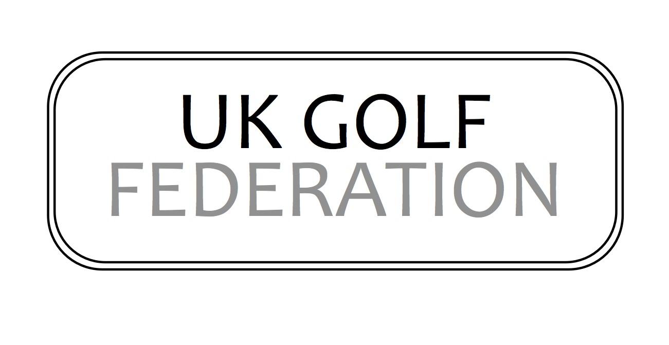 UK Golf Federation Logo