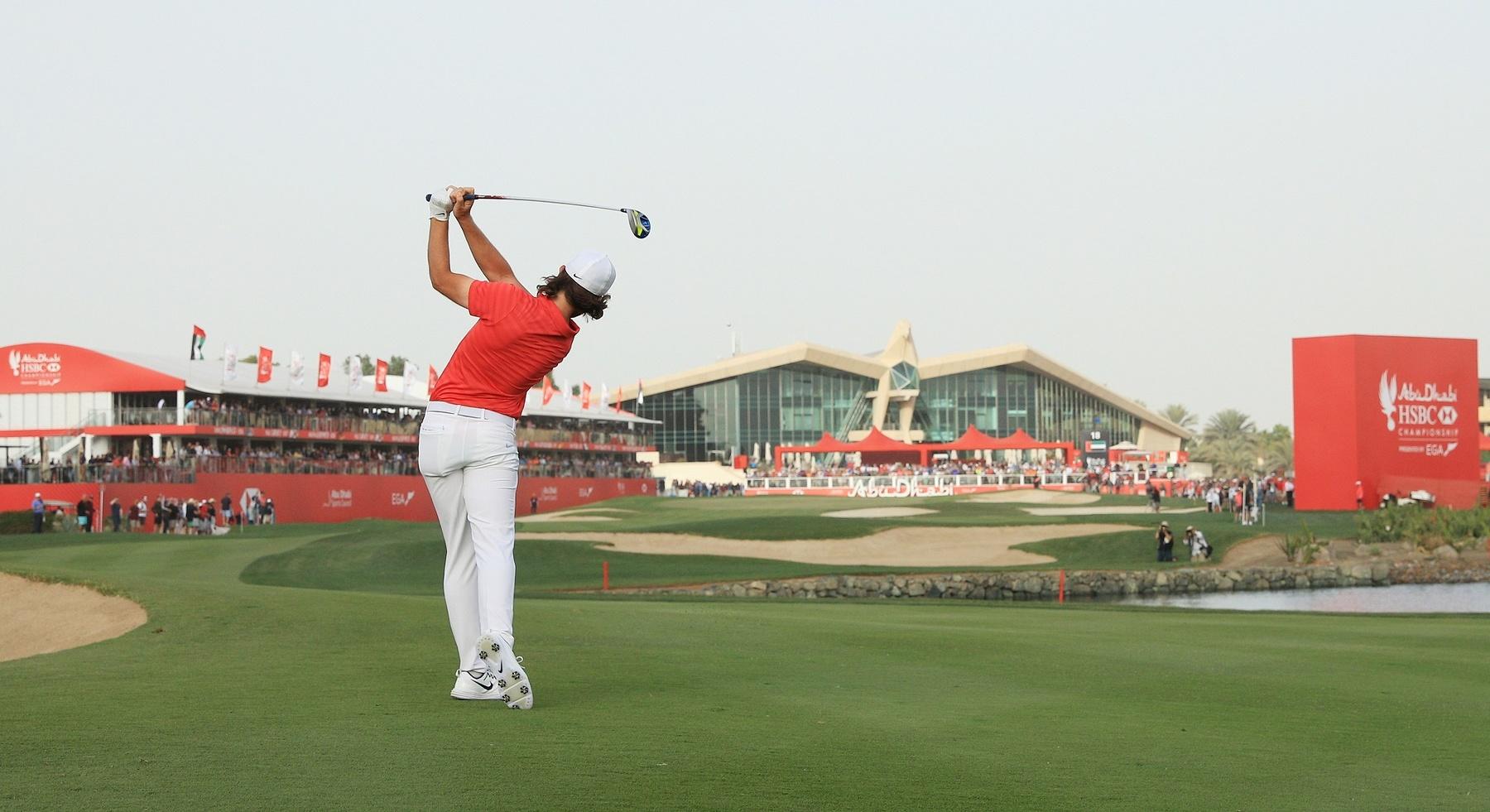 Abu Dhabi HSBC Golf Championship – Day Four
