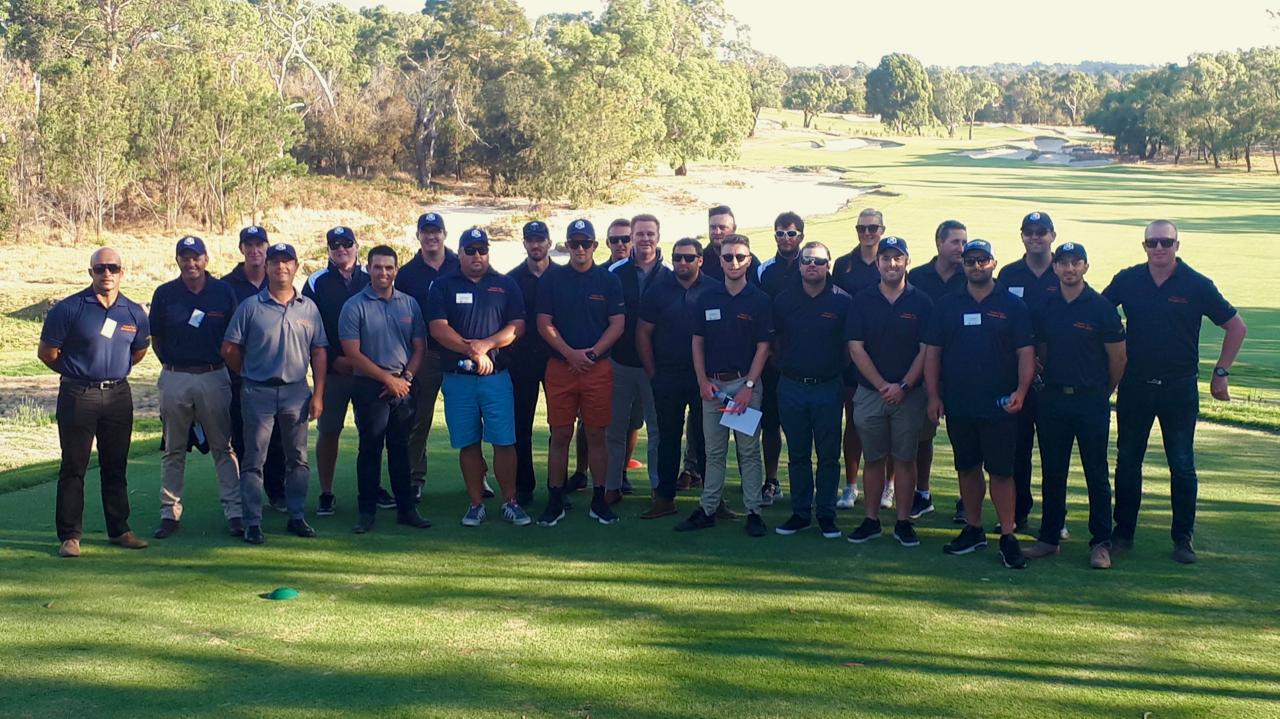 Jacobsen – FTMI 2019 Australia and New Zealand – Group Picture