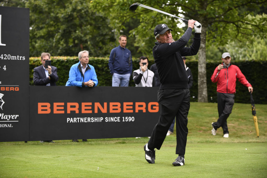 Gary Player will play host at Wentworth