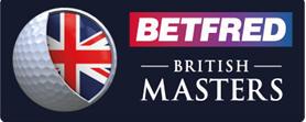 Betfred British Masters logo