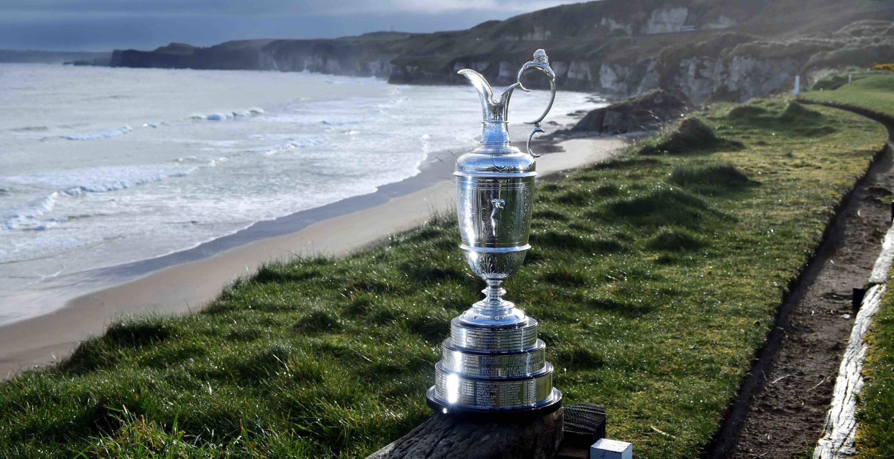 148th Open Championship Media Day – Royal Portrush