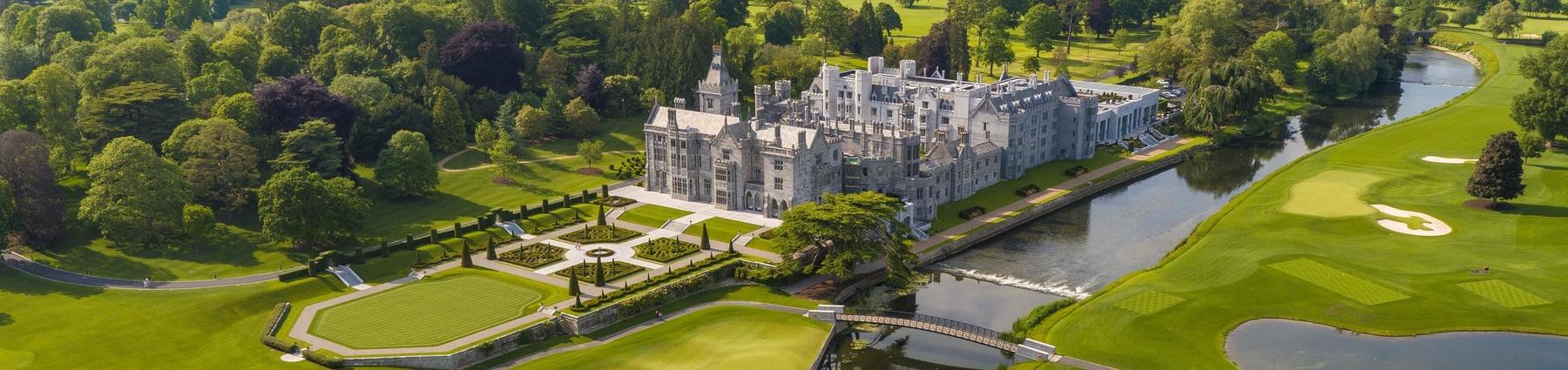 Adare Manor cropAerial Image
