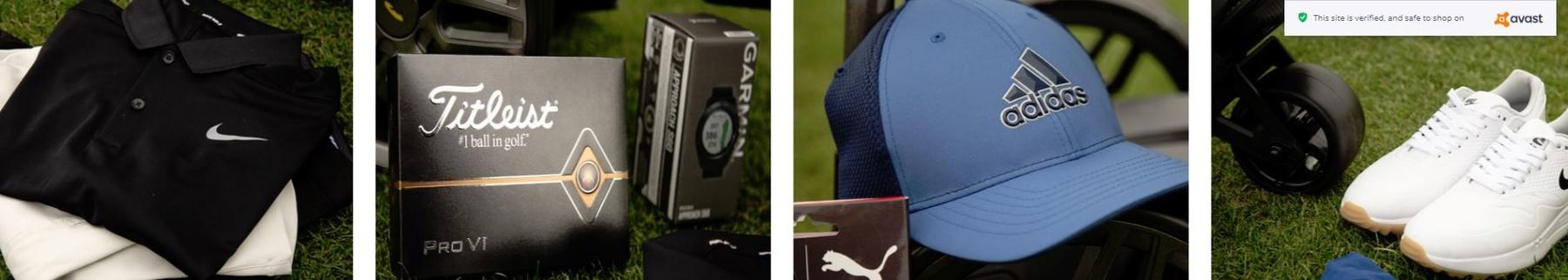 America Golf valuable prize headere